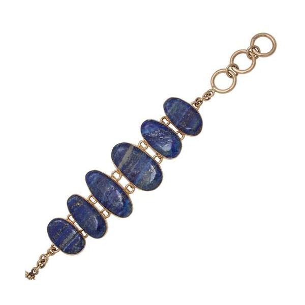 Alchemia Lapis Lazuli Bracelet