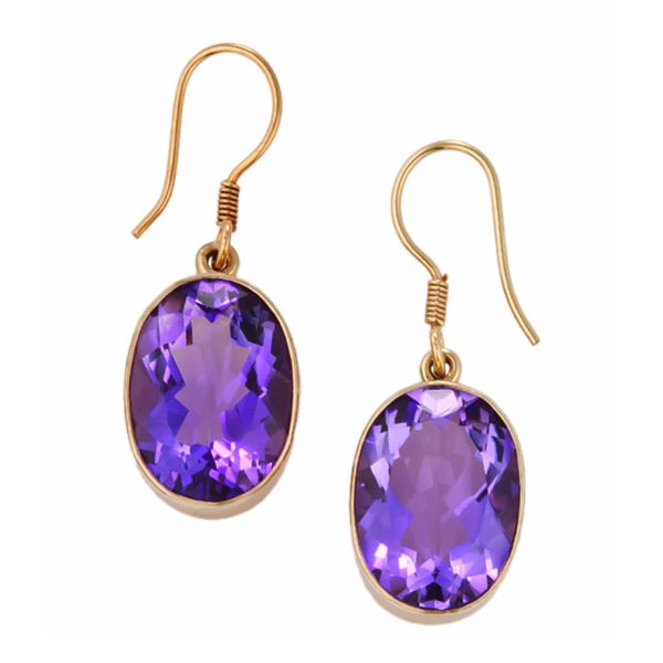 Alchemia Amethyst Earrings