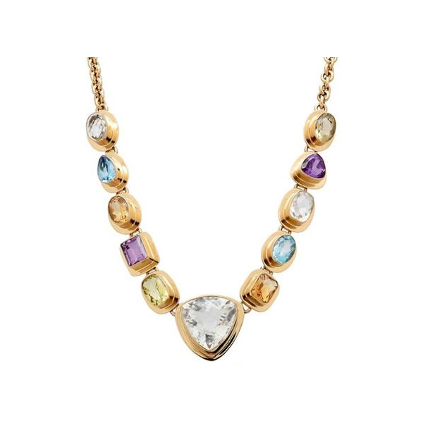 Alchemia Multi-Gemstone Necklace