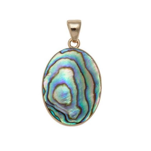 Alchemia Natural Abalone Pendant