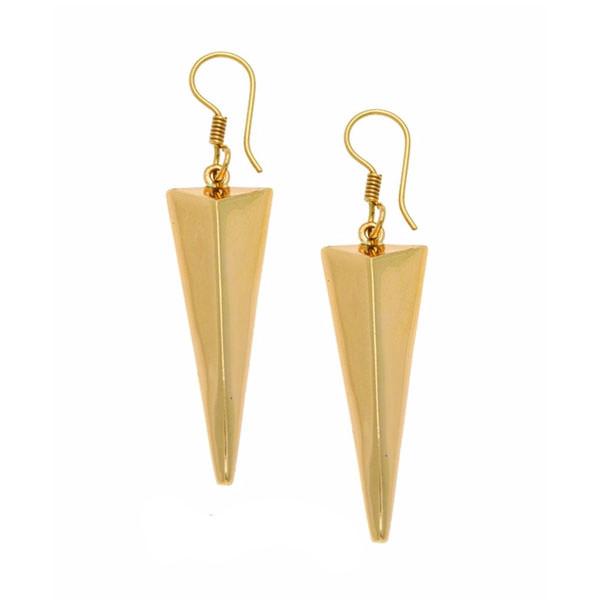 Alchemia Pyramid Earrings