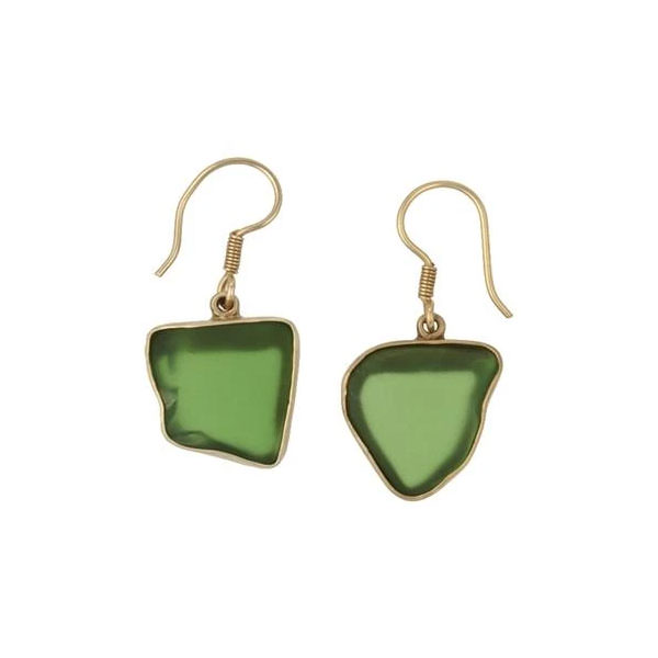 Alchemia Recycled Glass Earrings