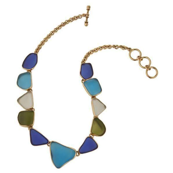 Alchemia Recycled Glass Necklace – Large