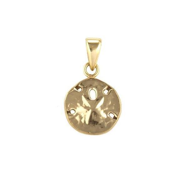 Alchemia Sand Dollar Pendant