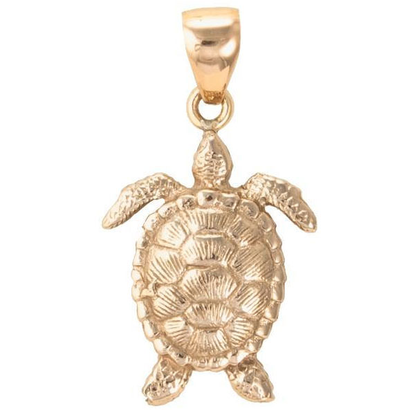 Alchemia Sea Turtle Pendant
