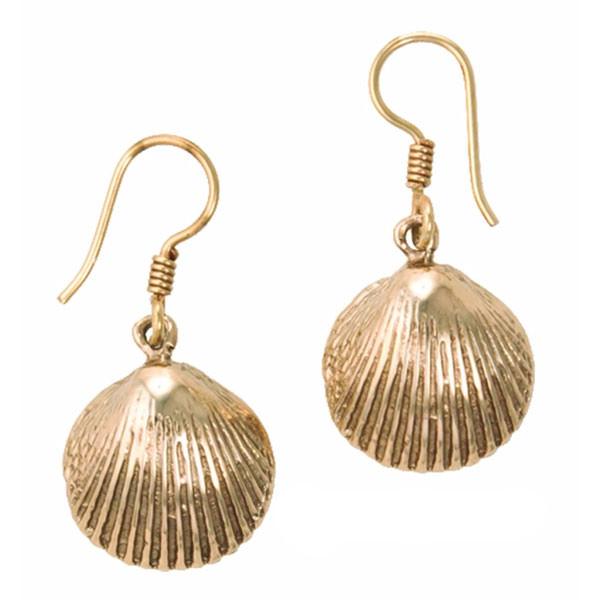 Alchemia Shell Earrings