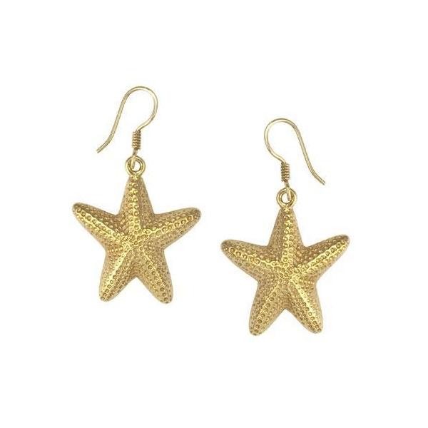 Alchemia Starfish Earrings